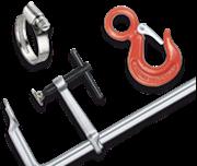 Immagine per la categoria L - Fissaggio, sollevamento, componenti per il montaggio